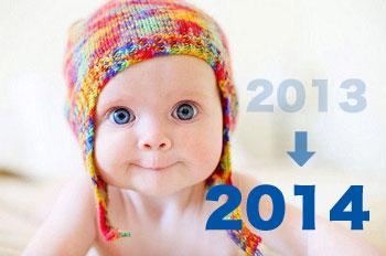 2013年を振り返って2014年に向けての決意表明