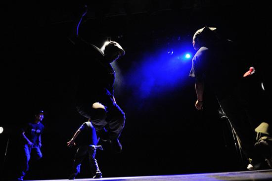 【ダンス】チームを組めるだけでも幸せ。今の環境を当たり前と思ったらダメ