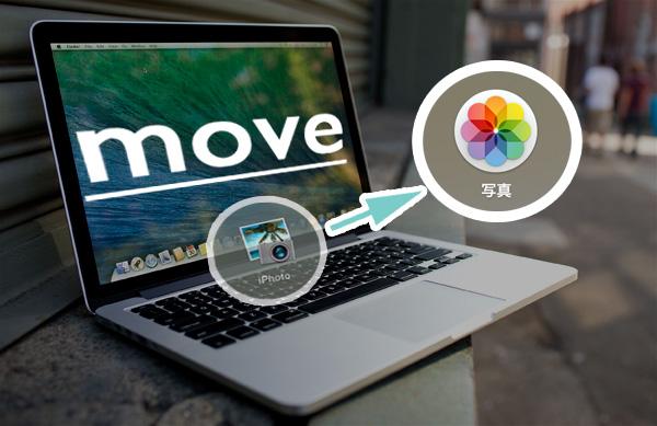 外付けHDDのiPhotoライブラリから「写真」アプリにデータを移行する方法