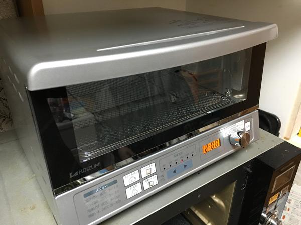 コストコのオーブントースター[KOIZUMI_KOS-1231]がコスパ優秀で有能