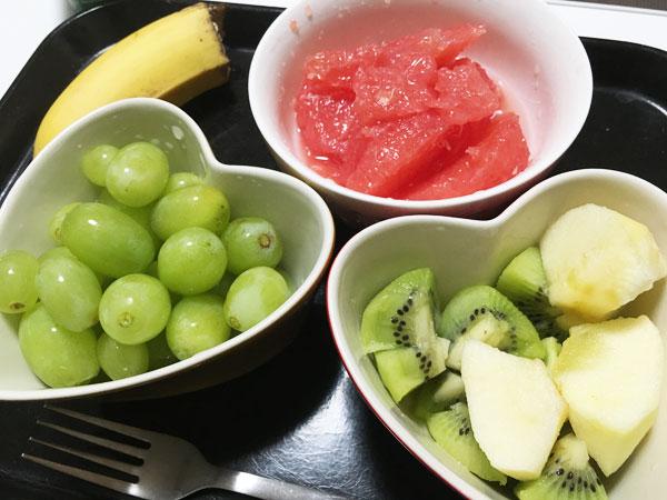 コストコの果物で36時間フルーツデトックス!カラダに起きた5つの変化