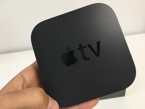 【親孝行】iPhoneで撮影した動画&写真をテレビで見たい!新型Apple TV(第4世代)初期設定まとめ。
