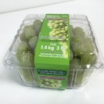 コストコのおすすめ果物グリーンシードレスグレープを選ぶときに注意すべき2つのこと
