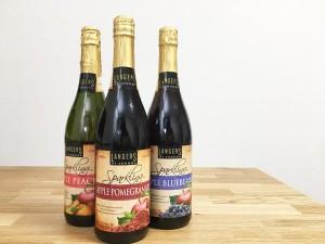 コストコ定番のMartinelliアップルジュースが美味!空き瓶もオシャレ