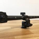 真上から撮りたい!SLIKスライディングアームで一眼レフ&スマホの俯瞰撮影環境を整えた
