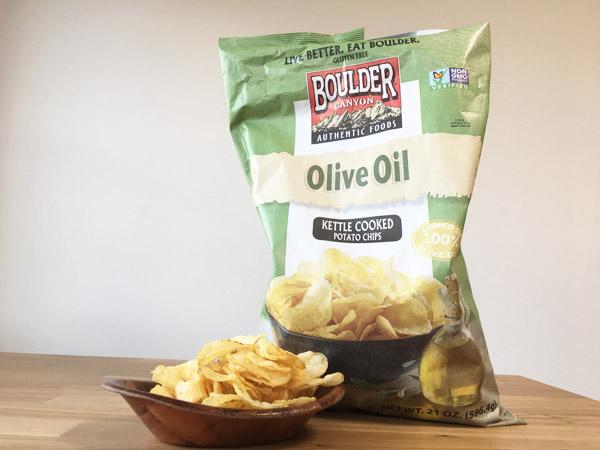 コストコのオリーブオイルポテトチップスがケトルより断然美味!食べすぎて困る
