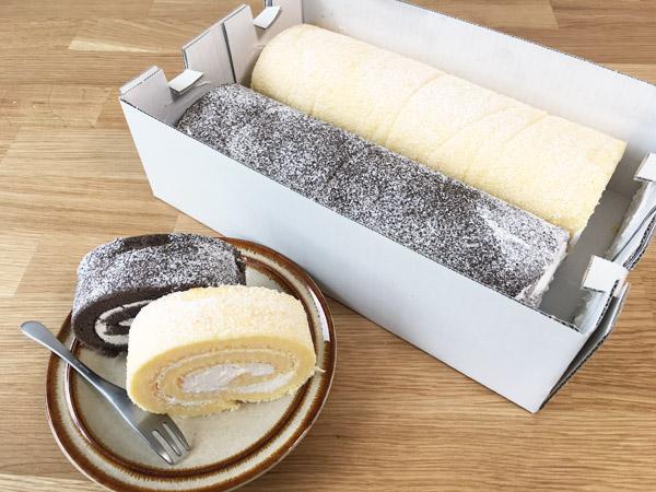 コストコの米粉のスイスロールがしっとり美味い!冷凍保存の手順も紹介