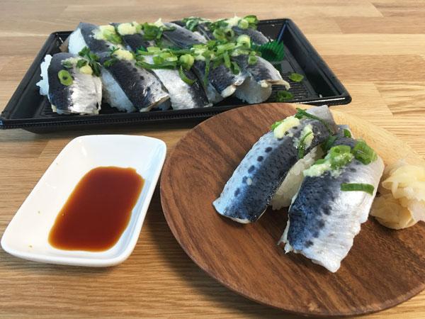 【新商品】598円!コストコのいわし酢〆寿司12貫を食べてみた結果