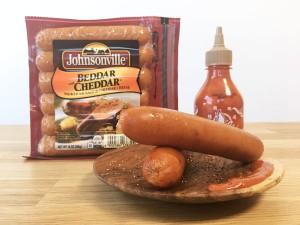 コストコのグリルブラッツ[ジョンソンヴィル]はオススメ!ミチミチ食感が美味
