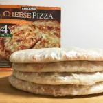 コスパ良し!コストコの冷凍チーズピザ[カークランド]がシンプルで美味