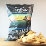 コストコのHardbiteポテトチップス[ROCK SALT&VINEGAR]を食べてみた#新商品