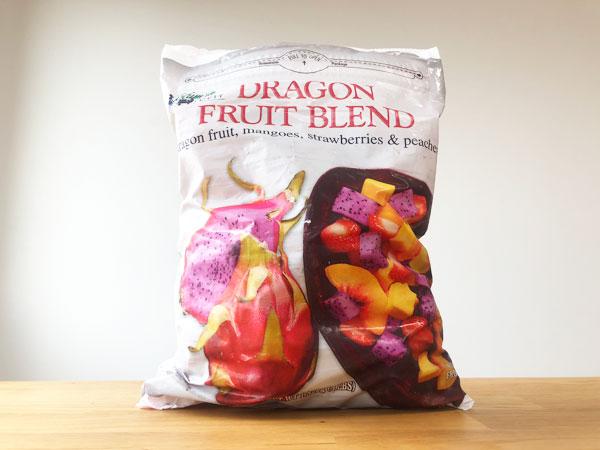 【コストコ】冷凍ドラゴンフルーツブレンドを食べてみた