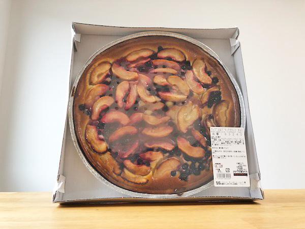 【コストコ】アップル&ブラックカラントタルトを食べてみた #ベーカリー