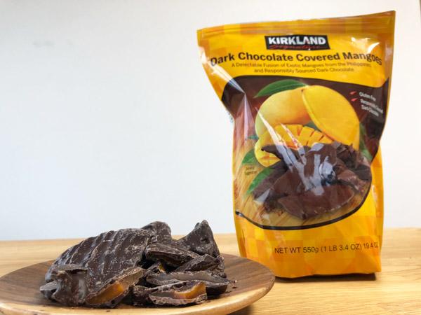 【コストコ】ダークチョコレートマンゴー[カークランド]を食べてみた #新商品