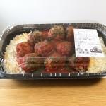 【新商品】コストコデリのミートボールドリアを食べてみた