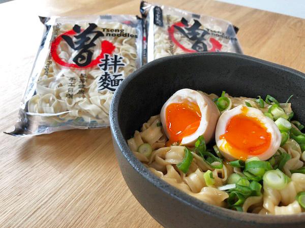 【コストコ】台湾ヌードル(まぜそばセット)[食味鮮有限公司]を食べた感想 #新商品