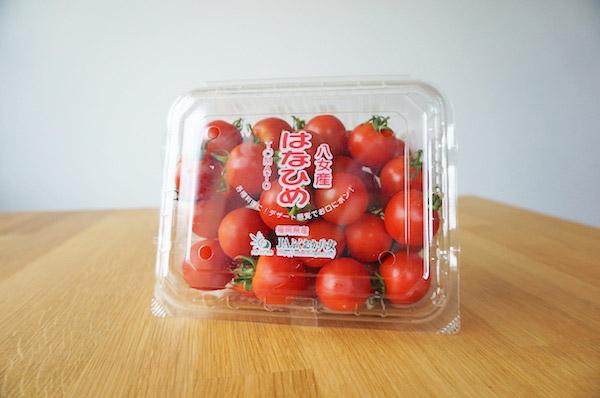 【コストコ】はなひめトマト(福岡県八女産)が美味。おすすめの食べ方を紹介します