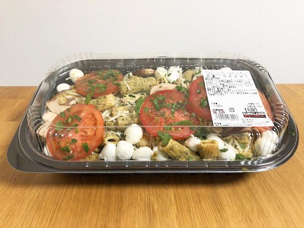 【コストコ】デリ新商品のマルゲリータトルティリオーニを食べた感想