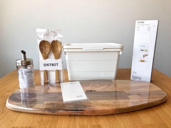 【2018年3月】IKEAの購入品まとめ。キッチン雑貨の新商品でナイスなものを発見