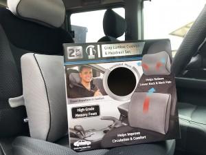 【コストコ】車用低反発シートクッションが安いのにすごい良い