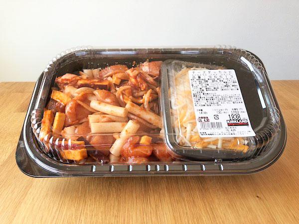 【コストコ】デリ新商品のチーズダッカルビが美味しい!作り方と保存方法を紹介