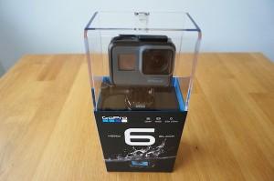 VLOG撮影用にGoProHERO6購入!開封から初期設定まで
