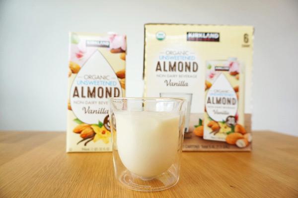 【コストコ】バニラアーモンドミルク[カークランド]を美味しく活用する方法 #新商品