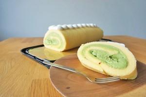 【コストコ】新商品の抹茶&クランベリーロールケーキを食べた感想&保存方法 #ベーカリー