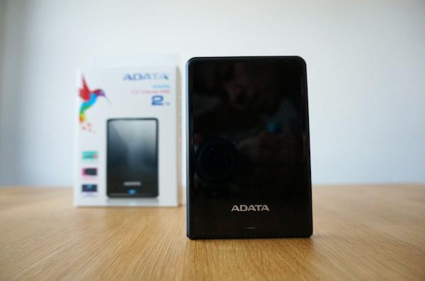 【コストコ】ADATAポータブルHDD2TB(HV620S)がTV録画対応でかなりお買い得