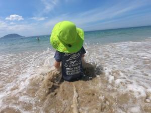 GoProHERO6で海水浴の写真撮影!オートが超優秀な件