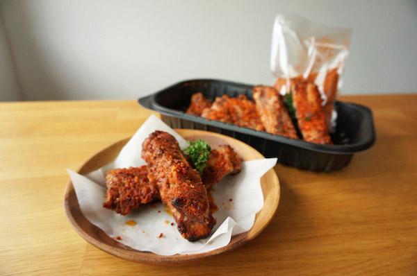 【コストコ】デリ新商品のクリスピー&スパイシースペアリブを食べた感想と保存方法