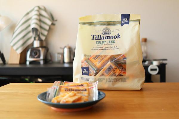 【コストコ】TILLAMOOKコルビージャック(チーズ)を食べた感想