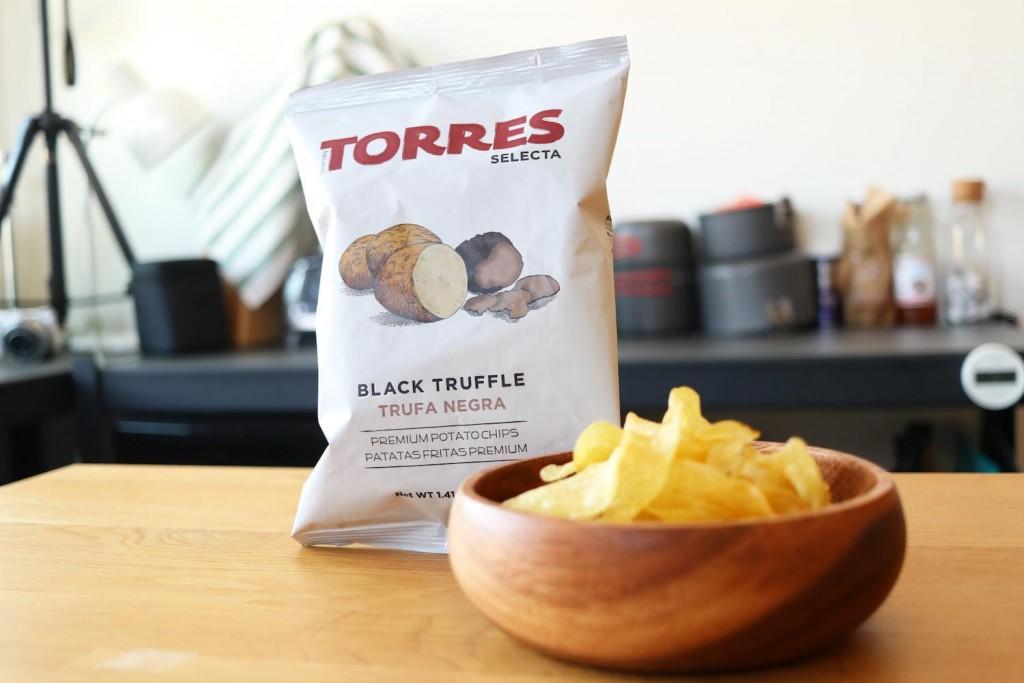 【コストコ】黒トリュフポテトチップス(TORRESトーレス)が美味しいのでみんな1回買うべき #新商品