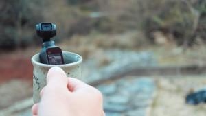 OsmoPocket開封レビュー。アクティベーション手順と撮影までの流れ