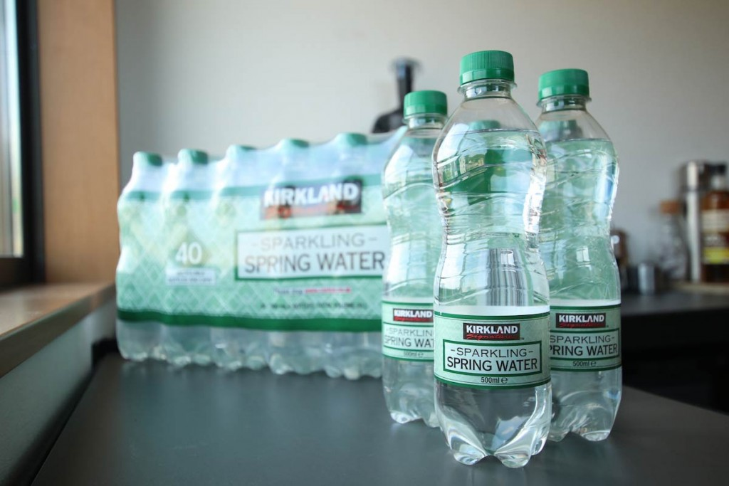 【コストコ】新商品のカークランド炭酸水がコスパ抜群なのでみんな買うべき
