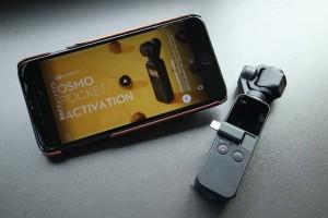 【Osmo Pocket】最新のファームウェアアップデートする手順。v01.03.00.20で改善されたこと