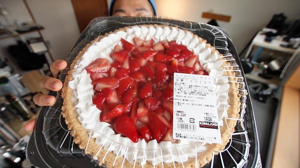【コストコ】新商品ストロベリータルトを食べた感想|保存方法と個人的に好きな食べ方 #ベーカリー